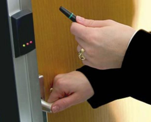 Access Control suplied and installed in Surrey by EA Group UK Limited