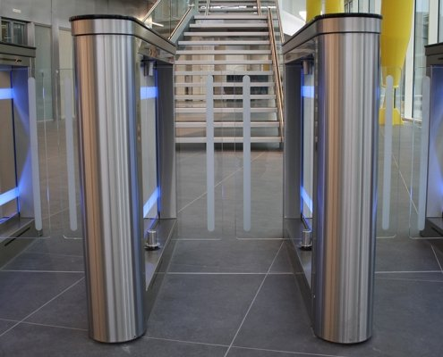 Swing Speed Gate Turnstile by EA Group
