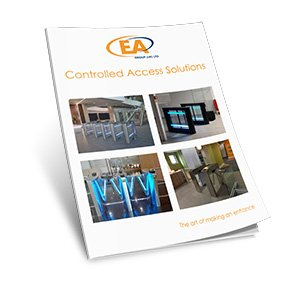 EA Group Speed gate and Turnstile General Brochure