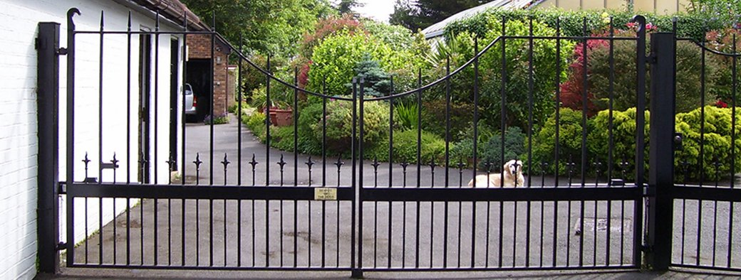 Automatic Electric Gate banner