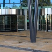 Revolving doors open at Inverness