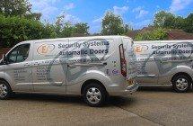 EA Group expand their van fleet with efficiency