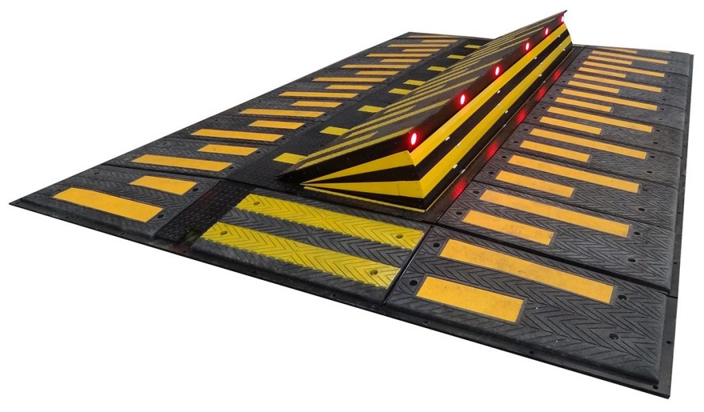 Anti-Terror Surface Mounted Road Blocker