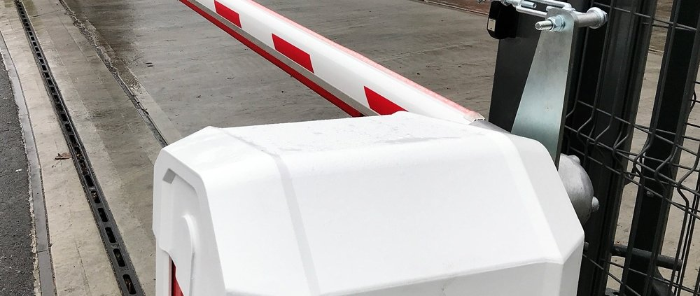Automatic Security Barrier 6000 over 8 metres long