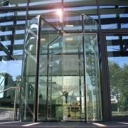 Revolving Doors made in the UK