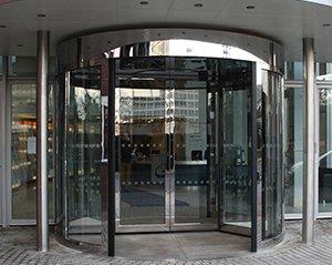 High-Capacity-Revolving-Door & High Capacity Revolving Doors | EA Group