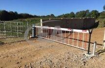 North Park Quarry choose EA Group's solar barriers