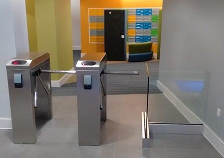 Bournemouth University Choose Ea Tripod Turnstiles Ea