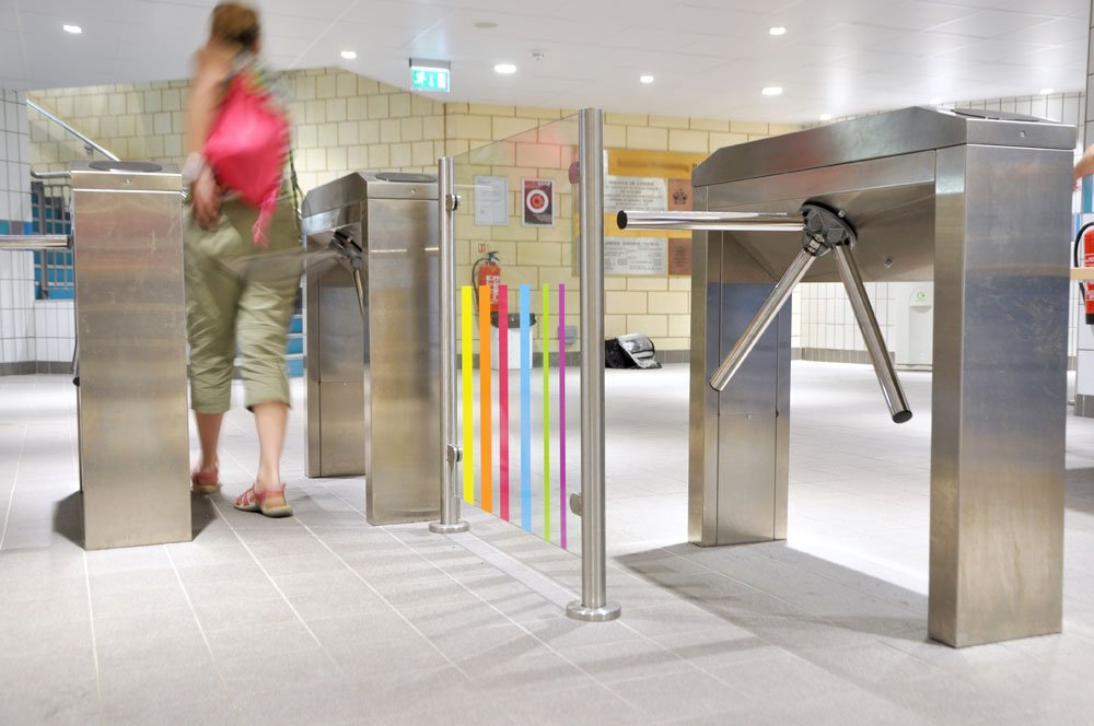 EA Tripod Turnstiles | Security Turnstiles Manufactured by EA Group UK