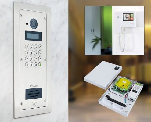 Intercom Access Control